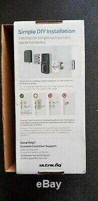 Ultaloq U-bolt Pro Smart lock door