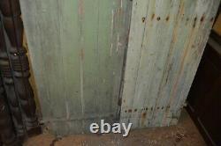 Volets en bois (la paire) / 1m95 de haut x 108 cms de large